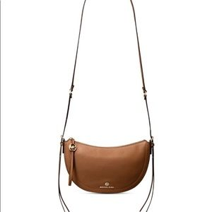 Michael Kors Leather Crossbody, OFFERS WELCOME